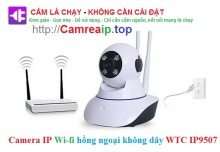 Camera IP Wi-fi hồng...